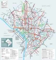 Dc Metro Rail Map by Part Iv Map Purpose And Audience Geog 486 Cartography And