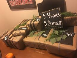 5 year anniversary gift for best 25 5 year anniversary gift ideas on 5 year