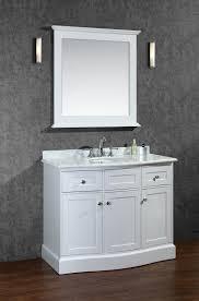 Bathroom Single Sink Vanity by Ariel By Seacliff Montauk 42
