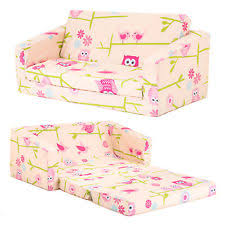 Kids Fold Out Sofa by Children U0027s Sofas U0026 Armchairs Ebay