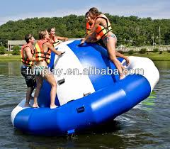 lake toys for adults hi fun inflatable water game toys for adults inflatable water toys