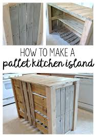 best 25 pallet kitchen island ideas on pinterest pallet island