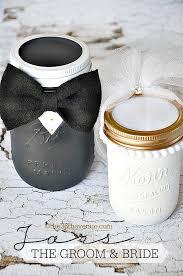 jar ideas for weddings jar crafts wedding