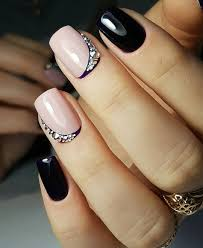 somethings about nail art rhinestone