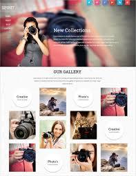 40 free u0026 premium photography website themes u0026 templates free