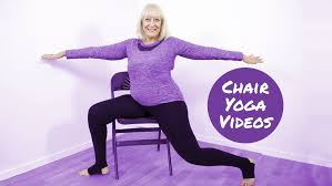 Armchair Exercises For The Elderly Dvd Try Our Gentle Chair Yoga For Seniors Dvd And Online Videos