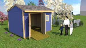 Diy 10x12 Storage Shed Plans by Storage Shed Plans Shed Building Plans Diy Shed