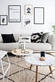 Scandinavian Livingroom 48 Black And White Living Room Ideas Decoholic
