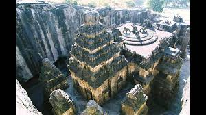 kailash temple built with alien technology the great monolithic