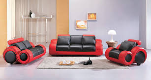 red sofa set for sale 4088 contemporary black and red sofa set modern leather sofas