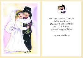 wedding greeting card sayings may your journey together bring much wedding congratulations card