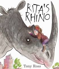 kids u0027 book review review rita u0027s rhino