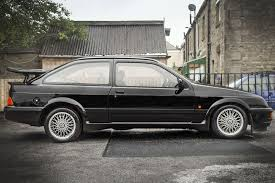 ford sierra cosworth rs500 sells for staggering 148 000