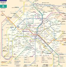 Maps Of Paris France by Map Paris France Metro Tube Underground New Zone