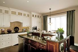 kitchen window treatments to complement your home