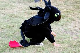 toothless costume how to make a costume from a sweatsuit tried true