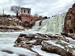 South Dakota Waterfalls images Falls park sioux falls south dakota beautiful park containing jpg