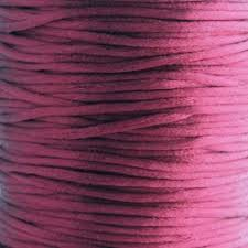 rattail cord satin beading cord rattail cord jewellery supplies