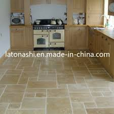 Polished Kitchen Floor Tiles - china polished natural beige travertine flooring tile for kitchen