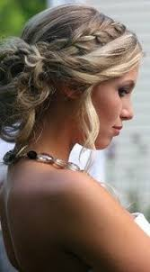 upstyle hair styles casual messy bun with movement and texture wedding pinterest