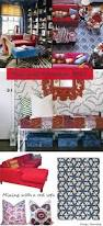 Decorating With Red Sofa All Things That Make A House A Home Decorating Around A Red