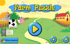 farm animals puzzles for kids android apps on google play