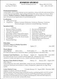 Example Of Resume Summary For Freshers Resume Headline Example For Freshers Templates