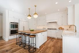 kitchen navy island with wood top design ideas white butcher block