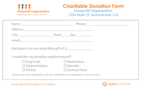 charity donation letter template free donation slip template 4 donation slip template salary slip donation slip sample rental reciepts simple vendor agreement template