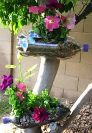 Recycling Garden Ideas Plastic Container Gardening Ideas Plastic Bottle Planters Plastic