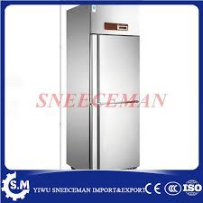 equipement cuisine commercial deux porte de cuisine commerciale congélateur console congélateur