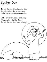 easter coloring pages diocesan office
