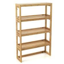meuble etagere cuisine étagère de salle de bains en bambou danong meubles meubles de