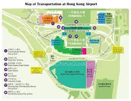 Ferry Terminal Floor Plan Hong Kong International Airport Airlines Facts Map