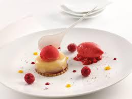 recette cuisine gastro dessert restaurant gastronomique