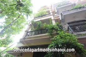 five bedroom house for rent fully furnished five bedroom house for rent in doi can str ba