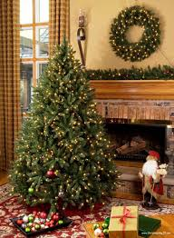 best looking artificial tree lights decoration