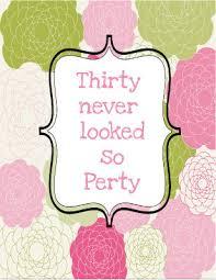 cute happy 30th birthday card by frankieandturtle on etsy 3 00