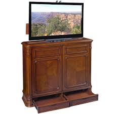 crystal pointe 360 swivel tv lift cabinet tvliftcabinet com