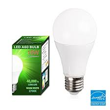 amazon com 15w e26 led light bulb 100 watt incandescent bulb