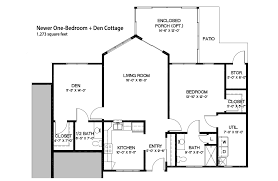 One Canada Square Floor Plan Cleveland Oh Area Retirement Community Floor Plans Kendal At