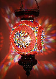 Mosaic Pendant Lighting by Turkish Lamp U2026 Pinteres U2026