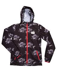 best mtb softshell jacket sombrio women u0027s mtb marimba windproof jacket black floral print