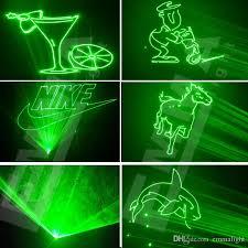Lazer Light Ilda Sd Dmx 3d Multi Functional 1w Green Laser Outdoor Text Lazer