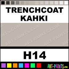 trenchcoat kahki casual colors spray paints aerosol decorative