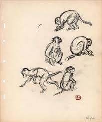 monkey character design references ilüstrasyon pinterest