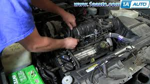 how to install replace spark plug wires 1993 99 buick lesabre 3800