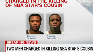 2 charged in killing of nba star u0027s cousin cnn video