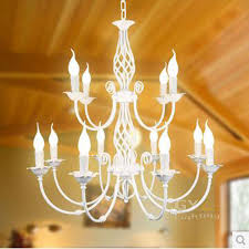 Chandeliers China Modern Chandeliers China White Two Layers Candle Chandeliers Villa