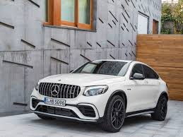 mercedes benz glc63 s amg coupe 2018 pictures information u0026 specs